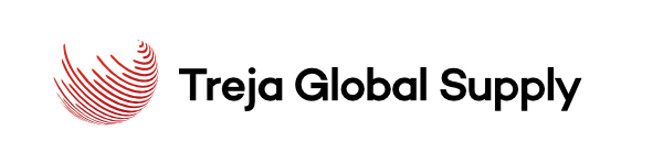 Treja Global Supply horizontal logo