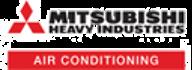 mitsubishi air conditioning logo
